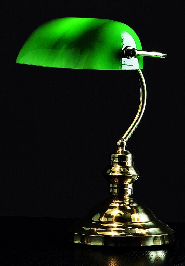 Lampada da scrivania verde design casa creativa e mobili ispiratori for Luce da tavolo