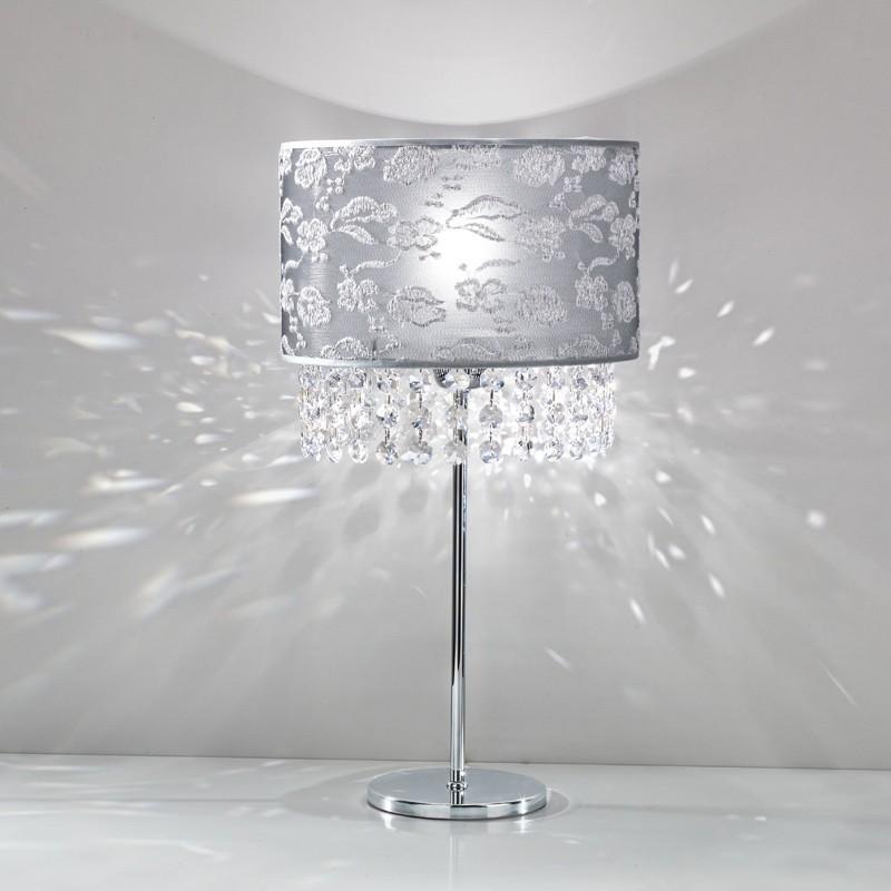 Lampade da tavolo fabbrica lampadari la luce for Lampade per comodini moderne